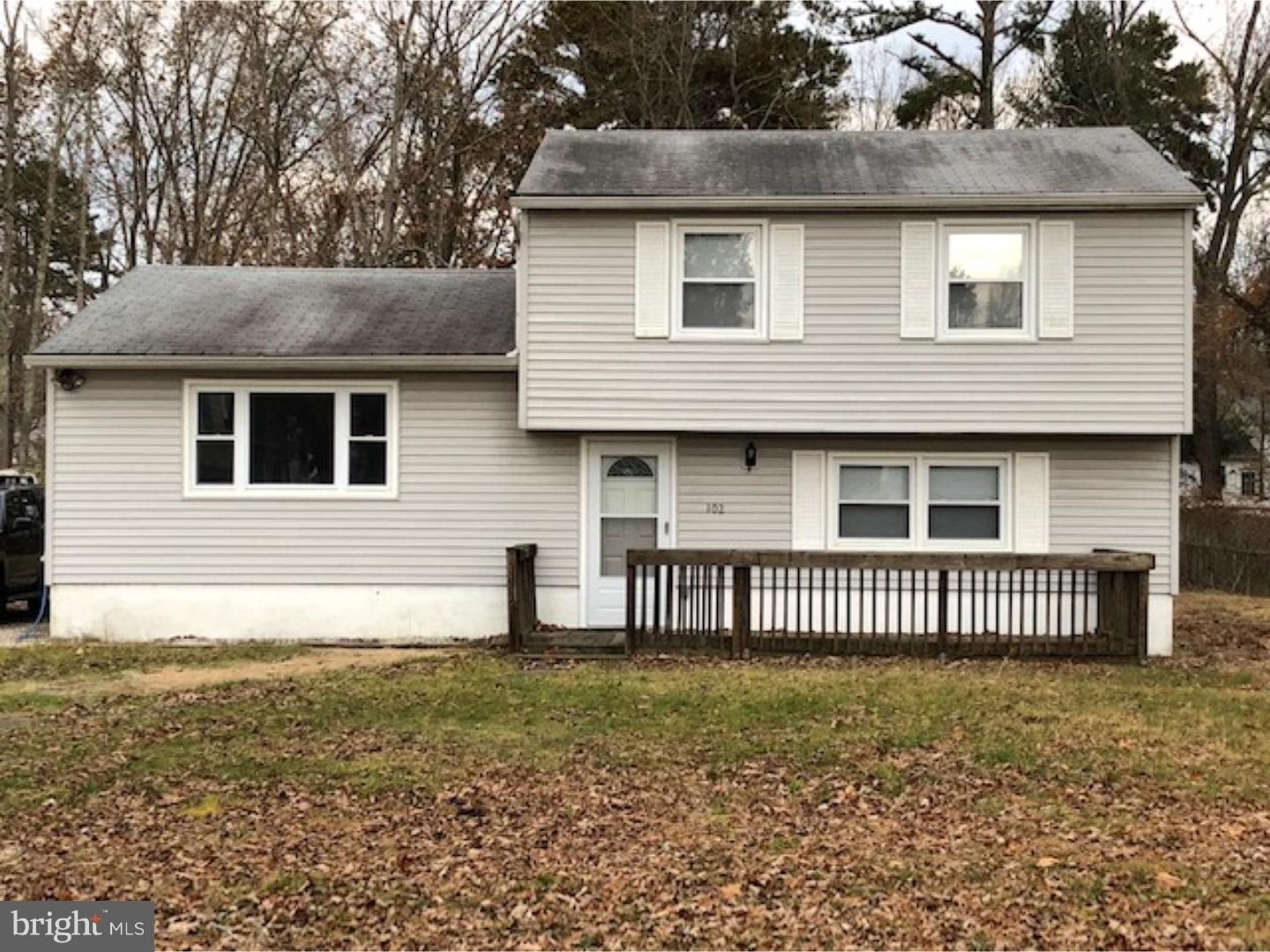 Single Family Home for Sale at 102 CEDAR LAKE Drive Buena Vista Township, New Jersey 08094 United States