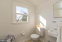 Upper level bath - 6800 DUKE DR, ALEXANDRIA