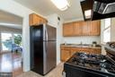 Newer appliances - 6800 DUKE DR, ALEXANDRIA