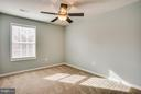 Great flow! Ceiling fans in all bedrooms - 81 FOUNTAIN DR, STAFFORD
