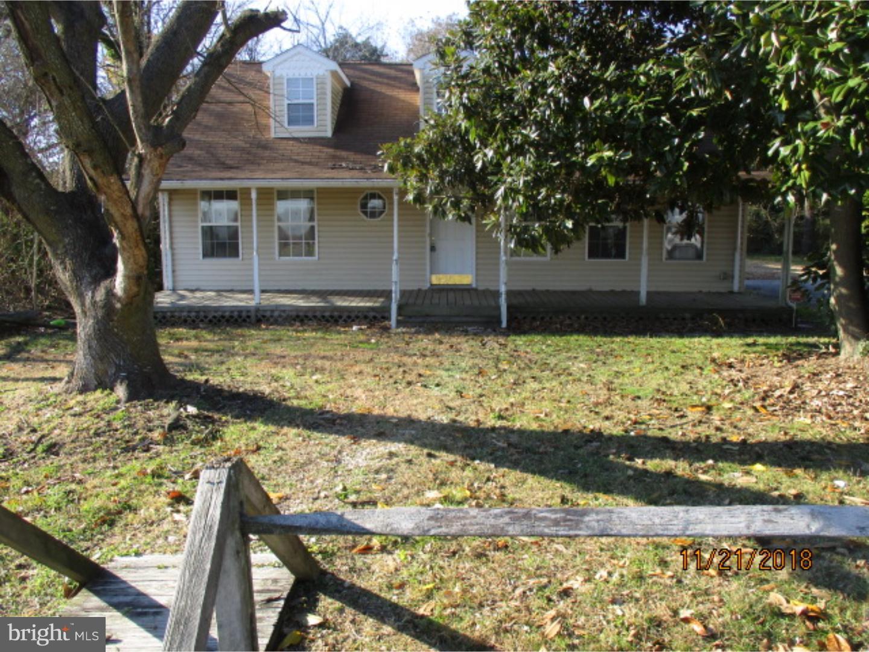 独户住宅 为 销售 在 202 N MAIN Street 布里奇维尔, 特拉华州 19933 美国