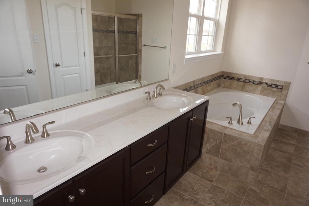 Optional Bath (Master) - 8608 DOVES FLY WAY, LAUREL