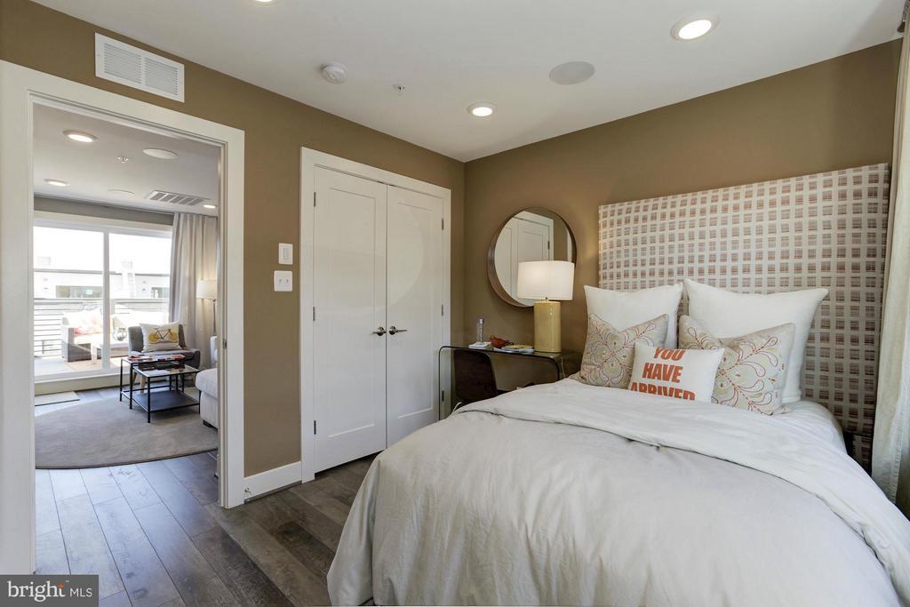 Bedroom - 6602 EAMES WAY #BURCH MODEL, BETHESDA