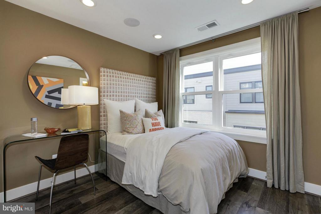 Bedroom - 6602 EAMES WAY #BURCH MODEL, BETHESDA