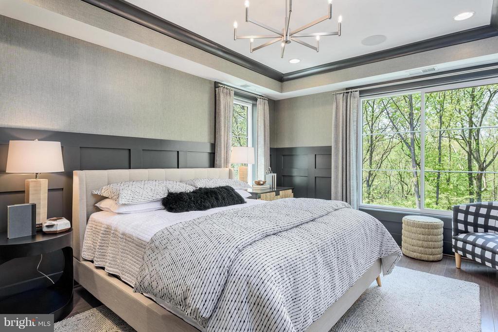 Bedroom (Master) - 4942 TRAIL VISTA LN, CHANTILLY