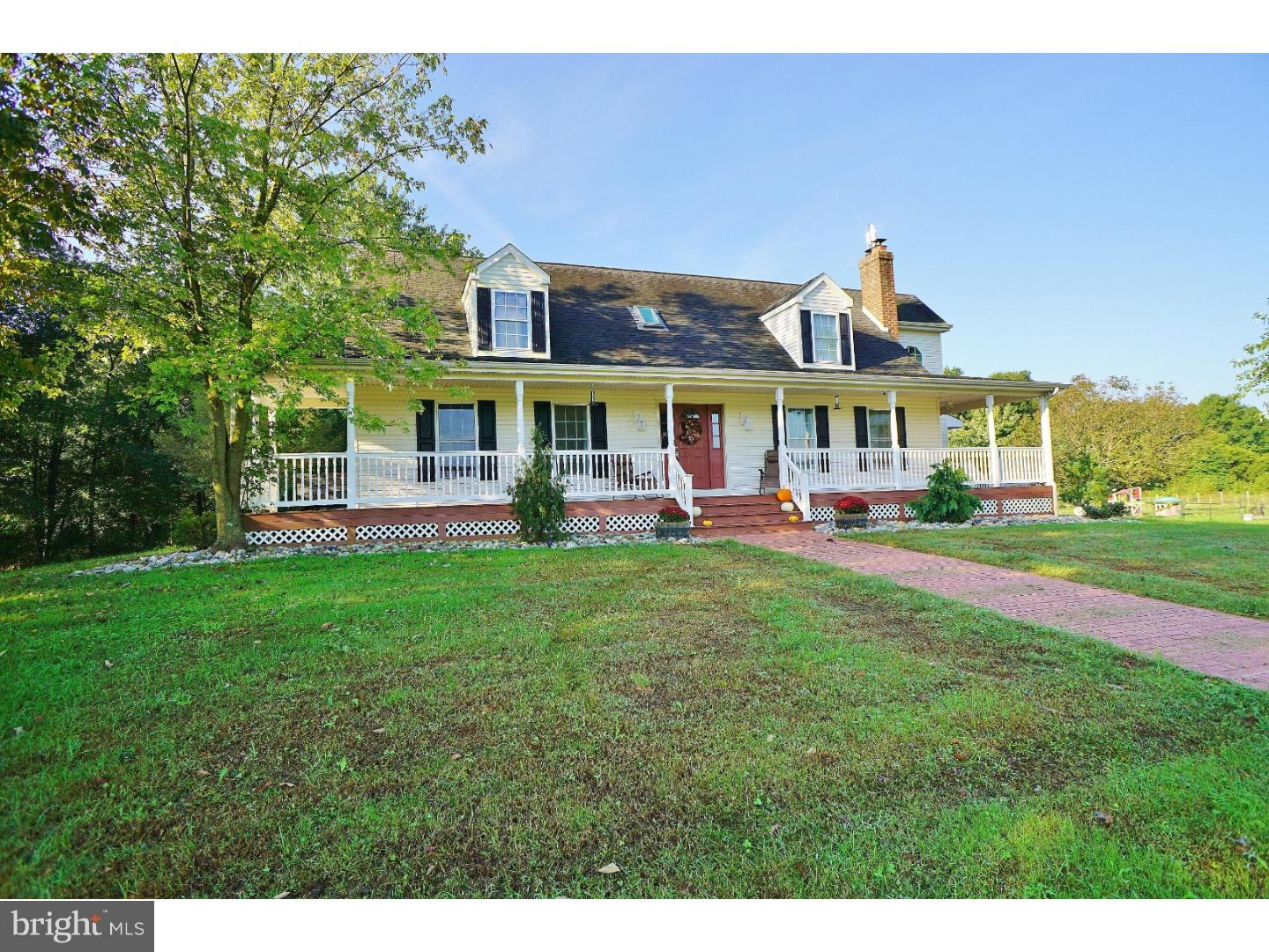 Single Family Home for Sale at 255 WELCHVILLE Road Alloway, New Jersey 08098 United States