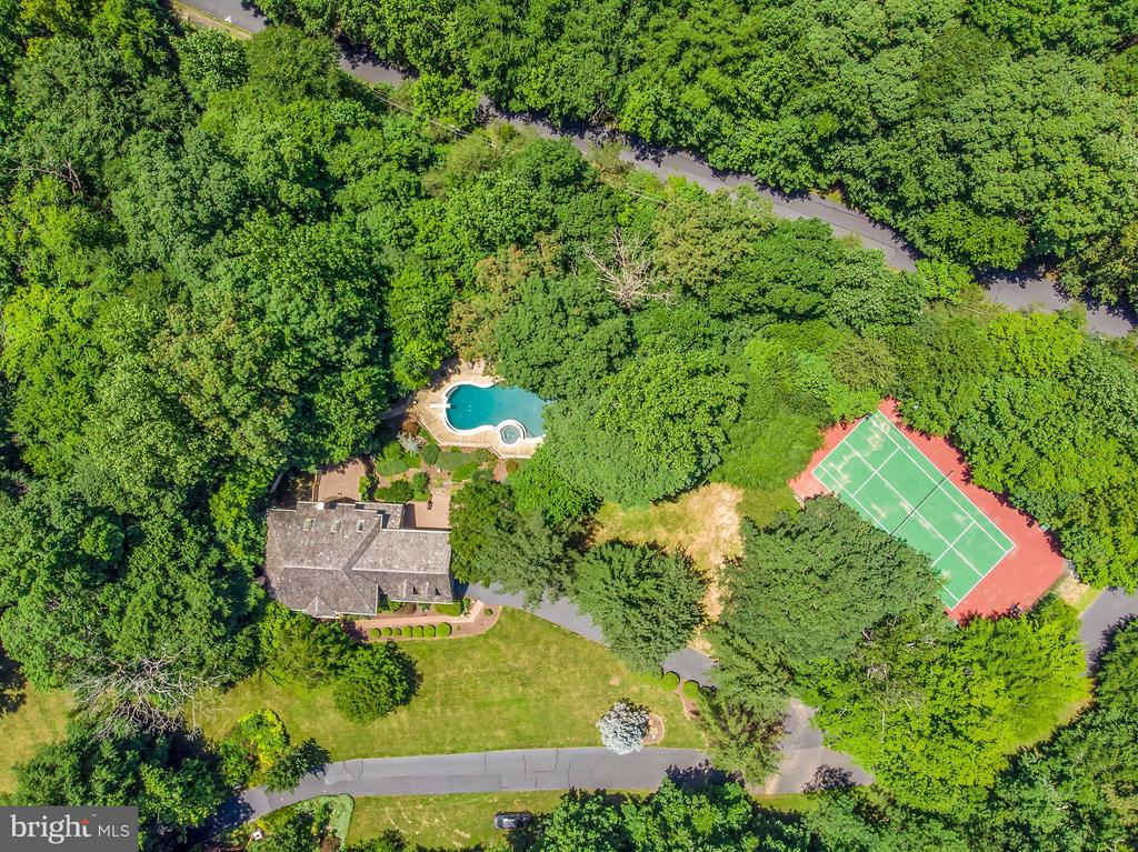 View of Home on Nearly 4 Acres - 10637 AVONDALE DR, MANASSAS