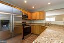 Kitchen - 15612 PLAIN DEALING PL, MANASSAS