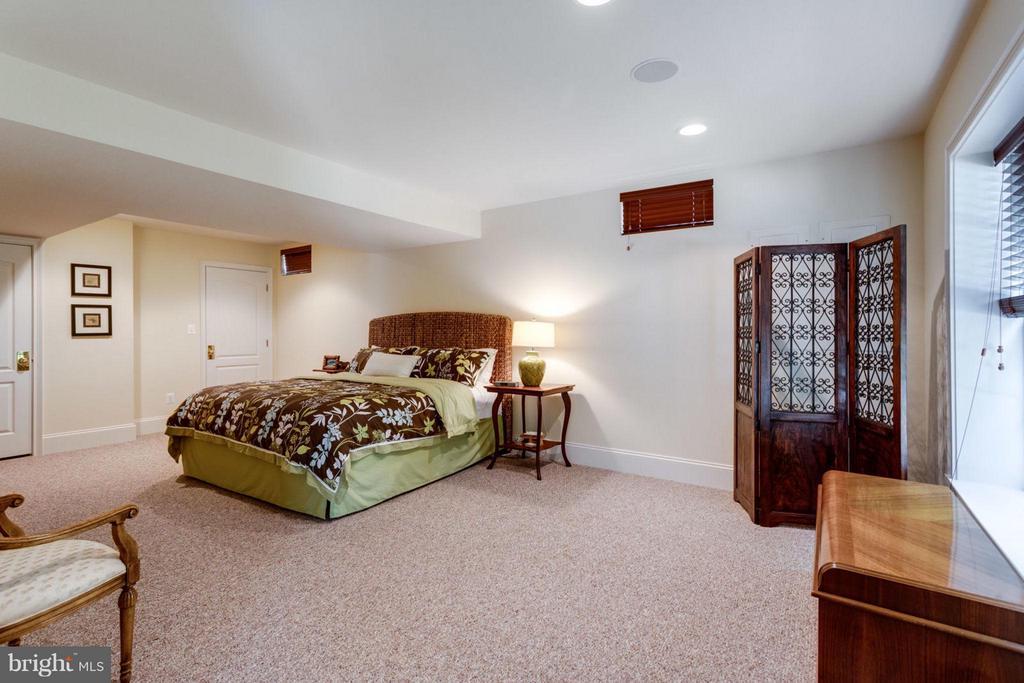 Bedroom 5 with Full Bath - 20145 BLACK DIAMOND PL, ASHBURN
