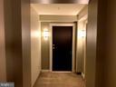 End of hall studio - 851 GLEBE RD #1312, ARLINGTON