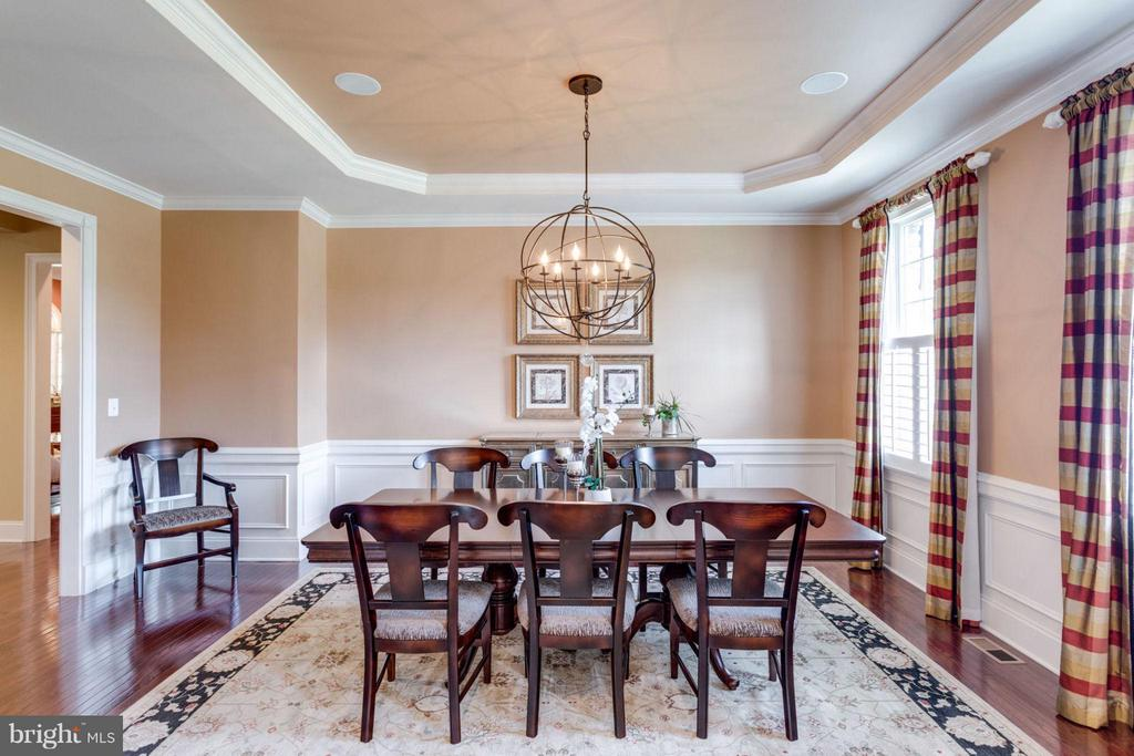 Dining Room - 20145 BLACK DIAMOND PL, ASHBURN