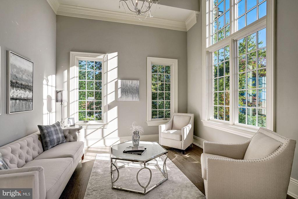 Living Room - 3200 ABINGDON ST, ARLINGTON
