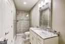 Dual Entry/Ensuite Bath - 3200 ABINGDON ST, ARLINGTON