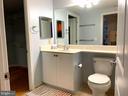 Bath with walk-in closet - 851 GLEBE RD #1312, ARLINGTON