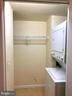 Laundry/Closet - 851 GLEBE RD #1312, ARLINGTON