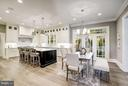 Gourmet Kitchen and Breakfast Nook - 3200 ABINGDON ST, ARLINGTON