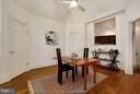 Dining Room - 1018 CAPITOL ST NE #3, WASHINGTON