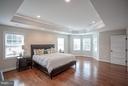 Upper Level Master Suite - 8335 MOUNT VERNON HWY, ALEXANDRIA