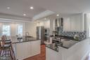 Granite Counters &  Stainless Steel Appliances - 8335 MOUNT VERNON HWY, ALEXANDRIA