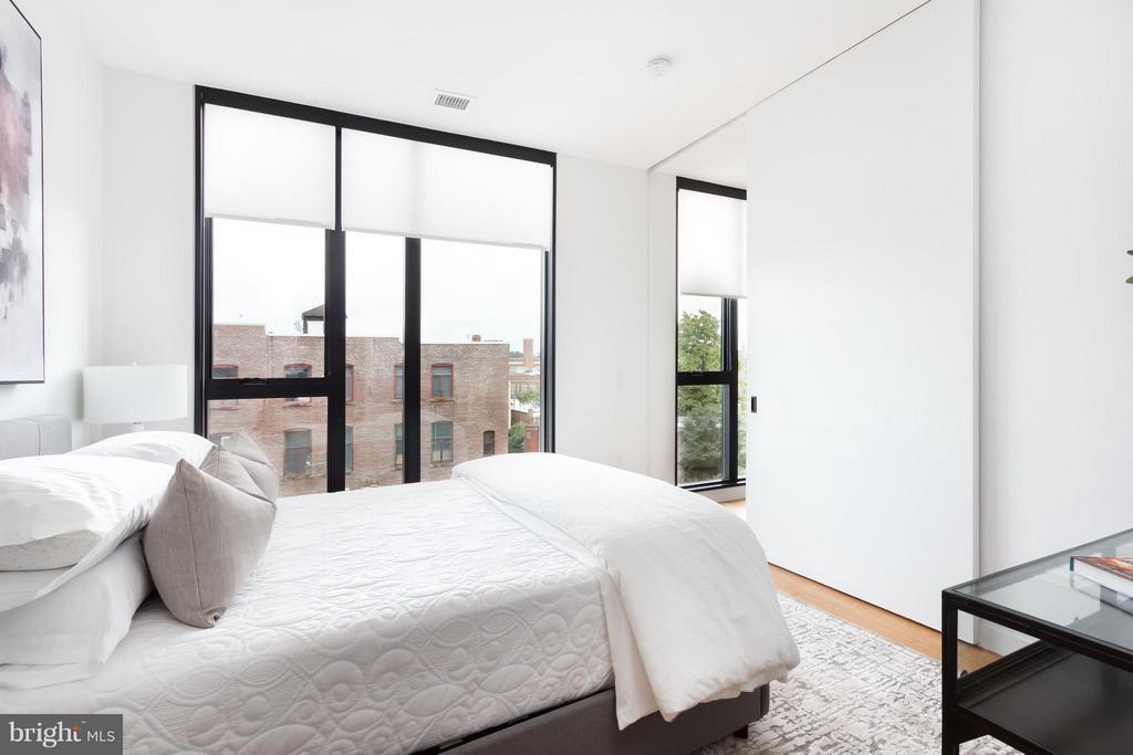 Bedroom (Master) - 57 N ST NW #UNIT-335, WASHINGTON