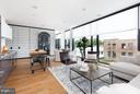 Living Room - 57 N ST NW #UNIT-335, WASHINGTON