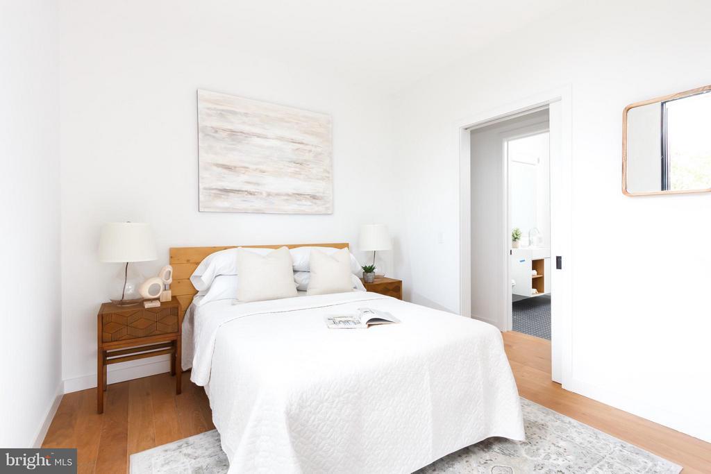 Bedroom - 57 N ST NW #UNIT-335, WASHINGTON