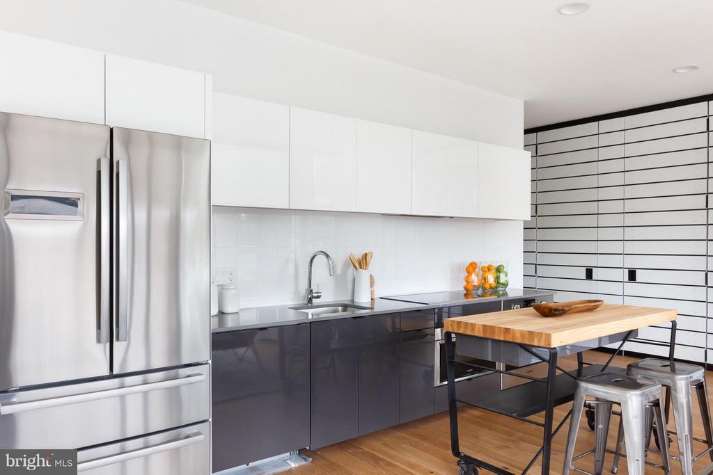 Kitchen - 57 N ST NW #UNIT-335, WASHINGTON