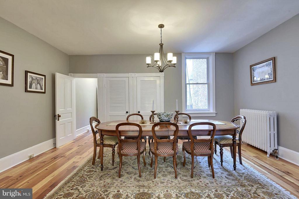 Dining Room - 215 5TH ST NE, WASHINGTON