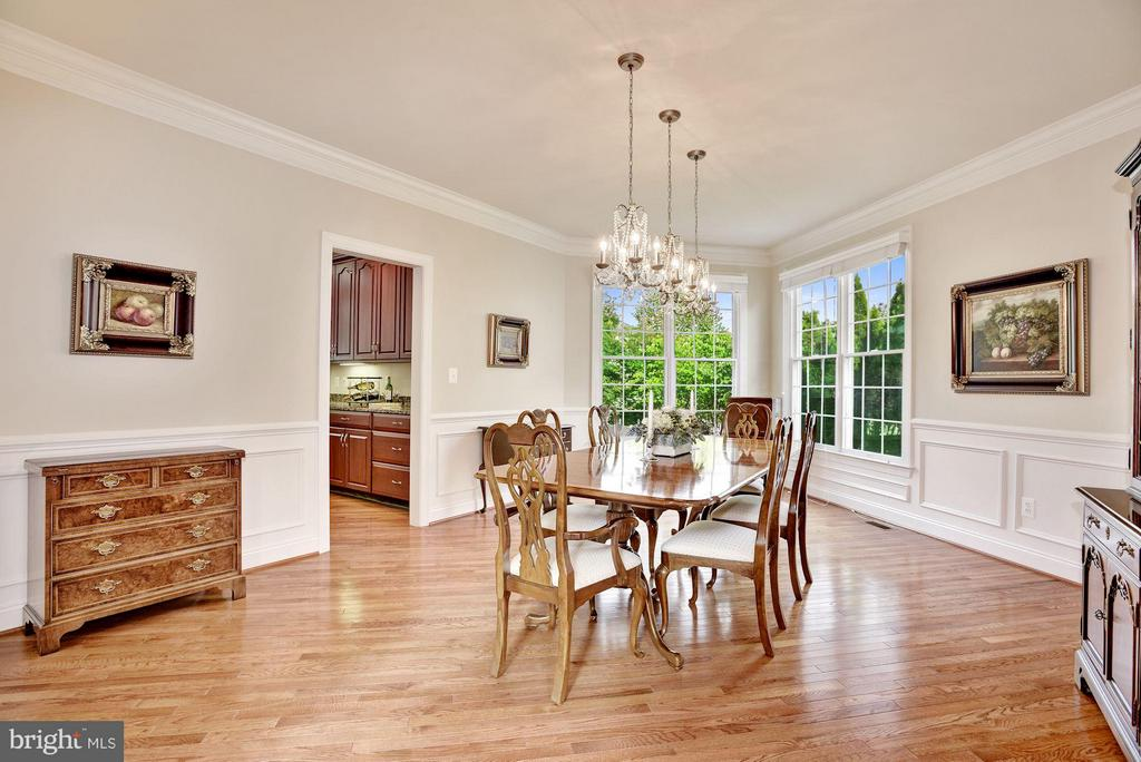 Dining Room - 20234 KENTUCKY OAKS CT, ASHBURN