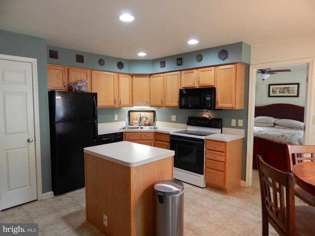 Pantry, newer appliances, flooring, lighting - 10123 SOUTH FULTON DR, FREDERICKSBURG