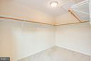 Bedroom (Master) - 6111 THAYER ST, FREDERICKSBURG