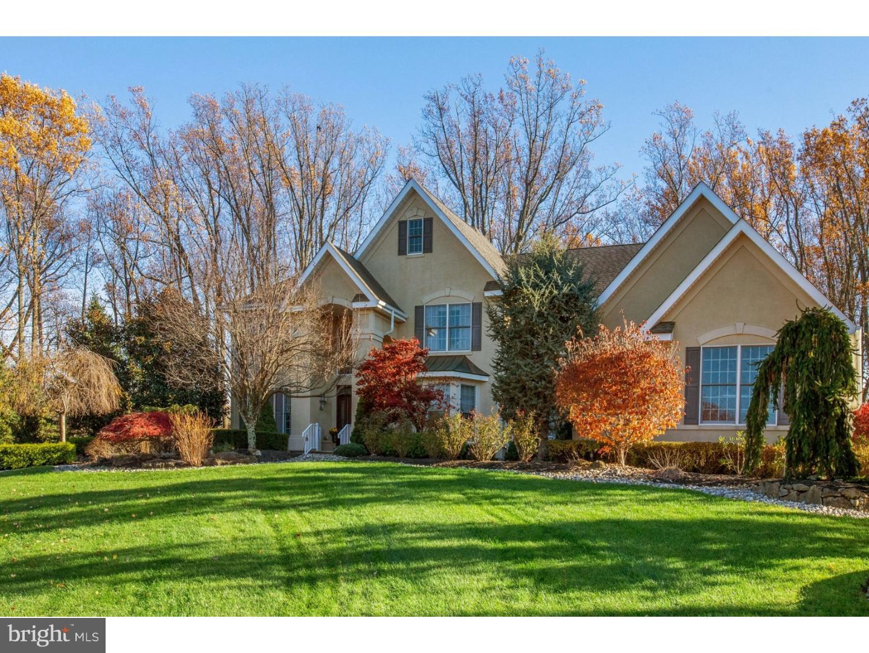 Частный односемейный дом для того Продажа на 1 DANSER Drive Perrineville, Нью-Джерси 07726 Соединенные ШтатыВ/Около: Millstone Township
