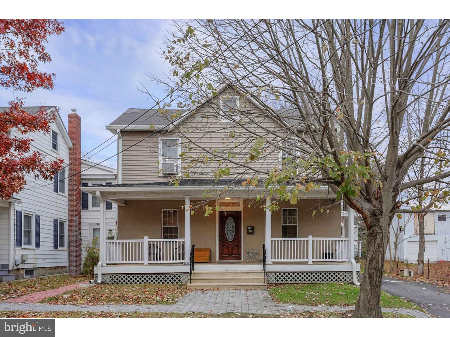 Single Family Home for Sale at 118 DEY Street Hightstown, New Jersey 08520 United StatesMunicipality: Hightstown Borough