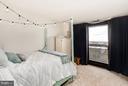 spacious bedroom - 400 MADISON ST #1505, ALEXANDRIA