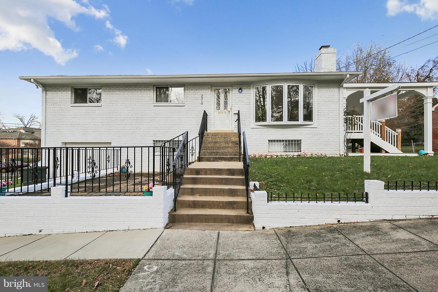 Single Family for Sale at 3310 N St SE Washington, District Of Columbia 20019 United States