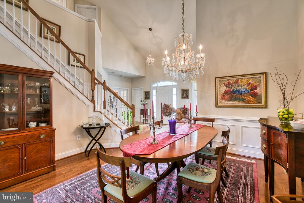 Formal Dining Rm - 9791 BIG BETHEL CIR, FREDERICKSBURG