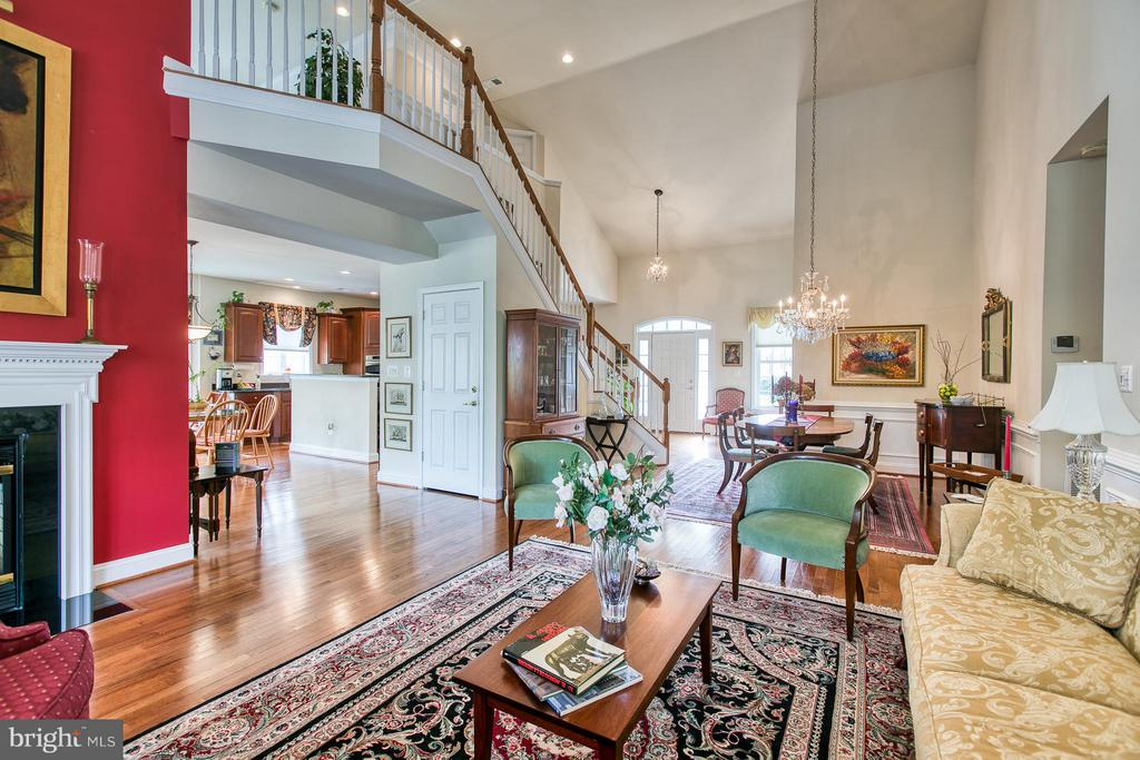 Formal Areas - luxury - 9791 BIG BETHEL CIR, FREDERICKSBURG