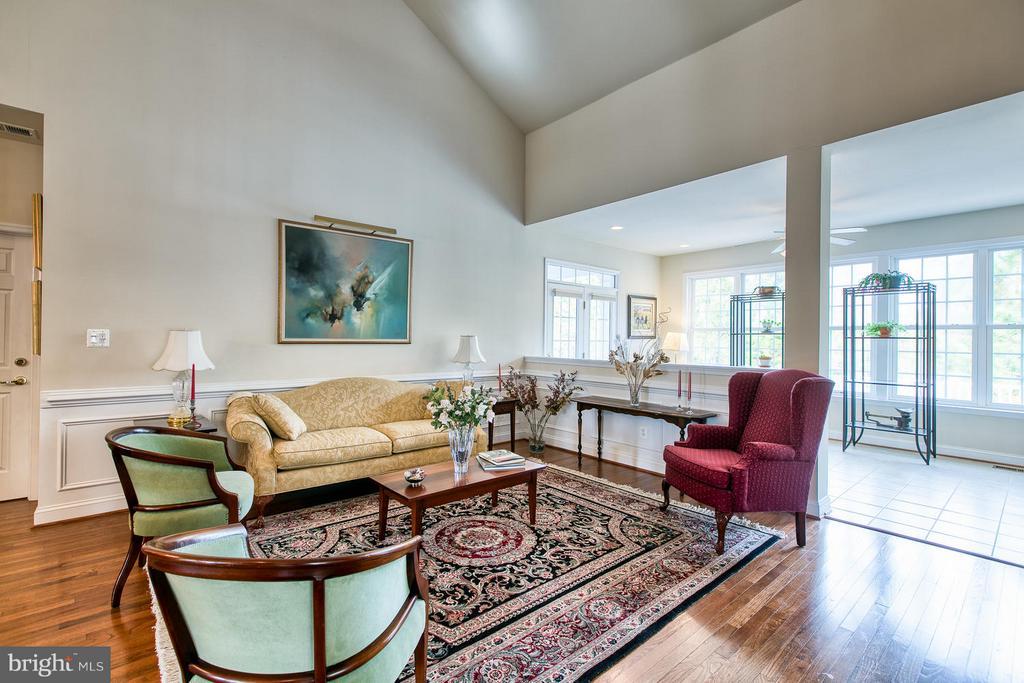 Formal Living Room or Sitting Room - 9791 BIG BETHEL CIR, FREDERICKSBURG