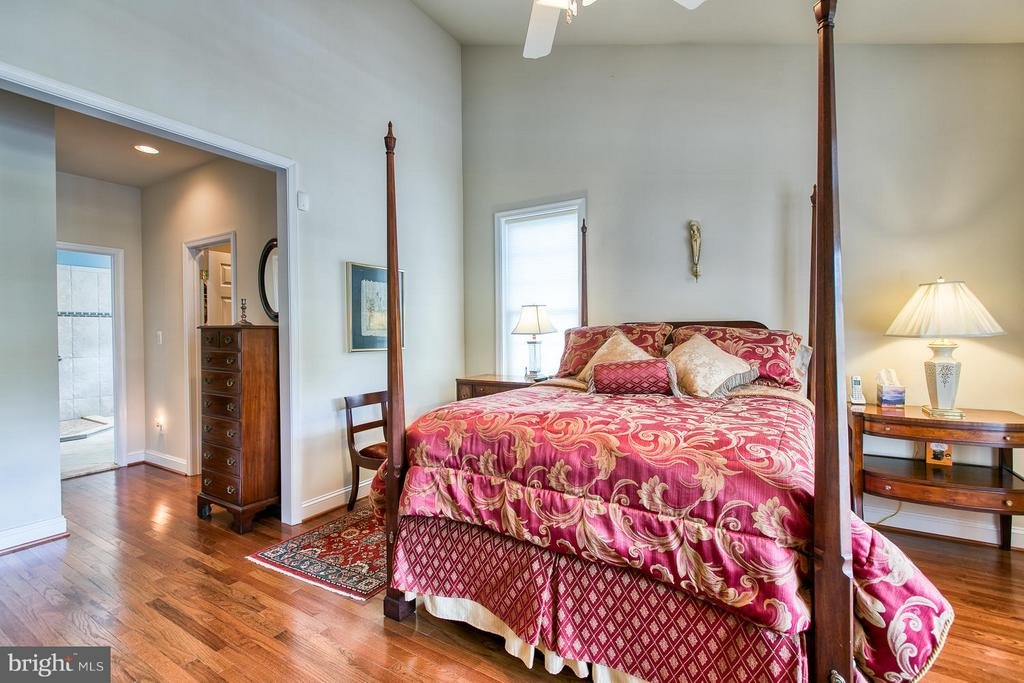 Luxurious Master Suite - Main Level Living - 9791 BIG BETHEL CIR, FREDERICKSBURG