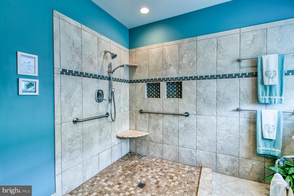 Luxury - a shower to enjoy - 9791 BIG BETHEL CIR, FREDERICKSBURG