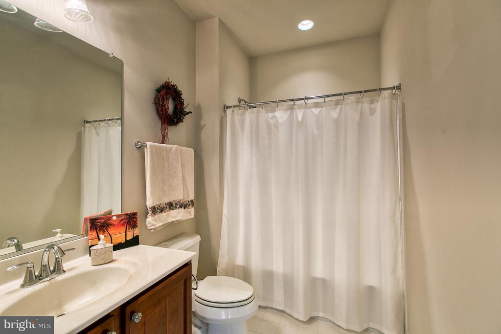 Guest Suite Bath - Main level - 9791 BIG BETHEL CIR, FREDERICKSBURG