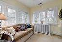 Light-filled finished sunroom - 5709 NEVADA AVE NW, WASHINGTON