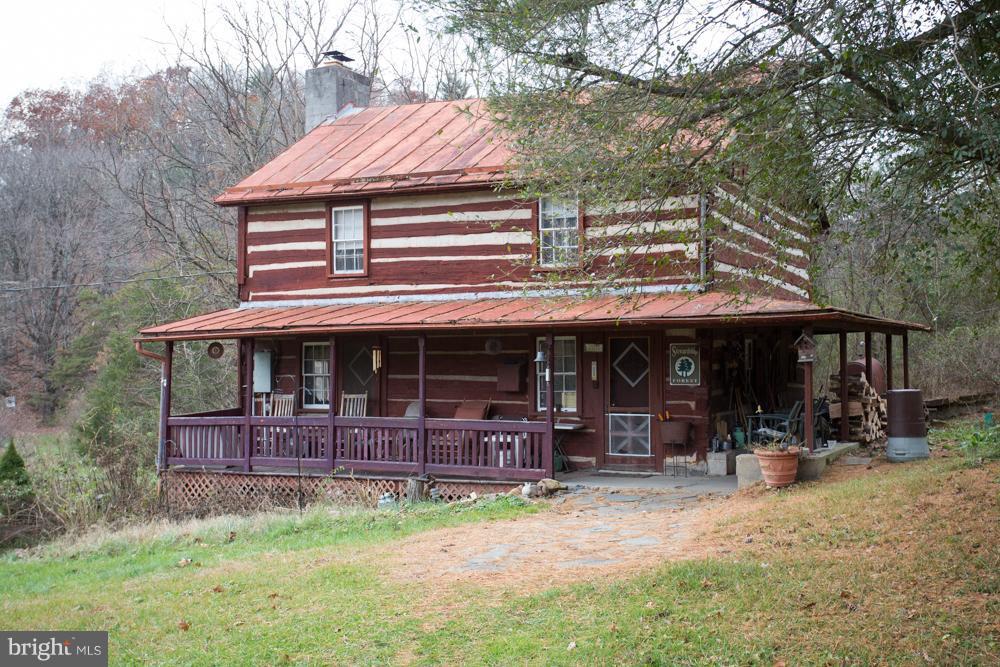 Single Family Homes للـ Sale في Orkney Springs, Virginia 22845 United States
