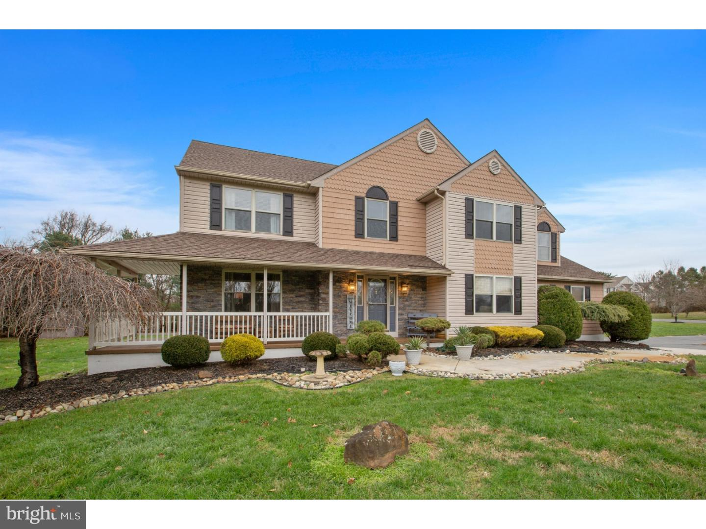 Single Family Home for Sale at 177 KIRSCHLING Drive Swedesboro, New Jersey 08085 United States