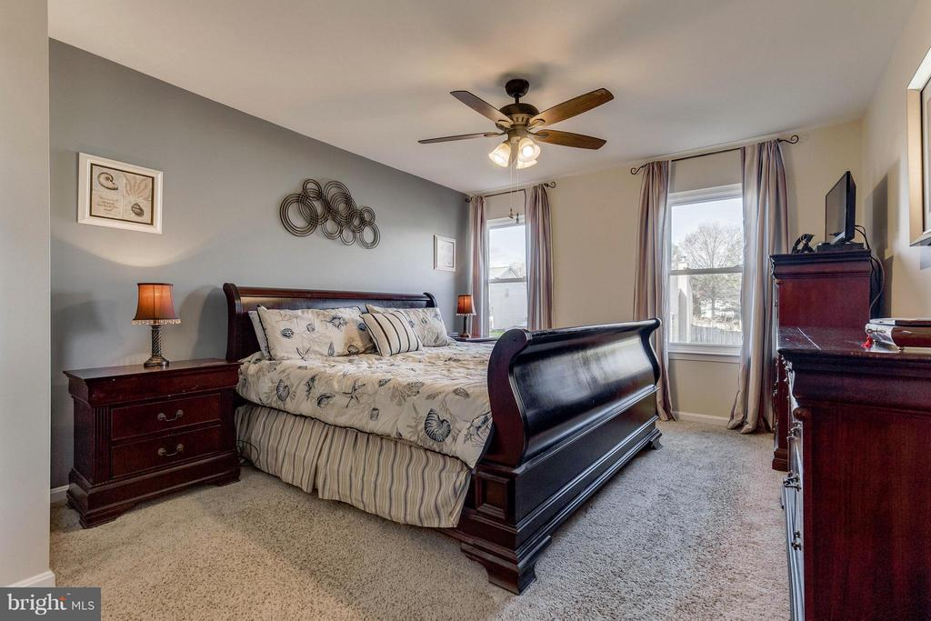 Master Bedroom - 13343 PELICAN RD, WOODBRIDGE