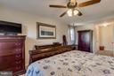 Master Bedroom - 13343 PELICAN RD, WOODBRIDGE