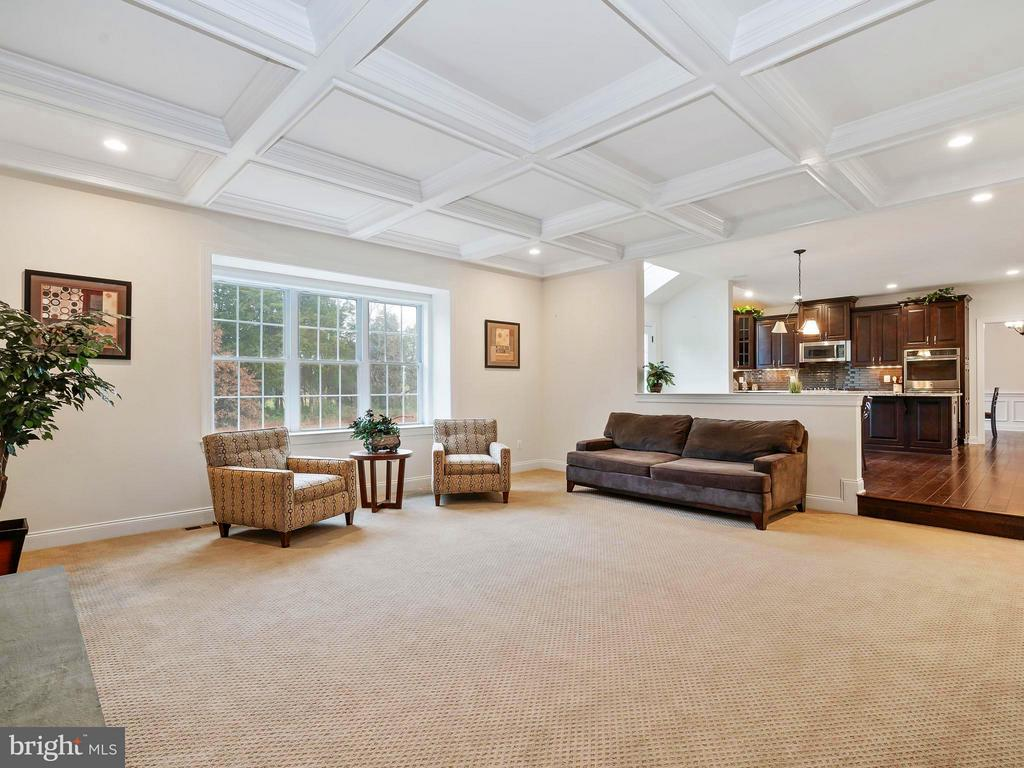 Huge Family Room opens to the Kitchen - 41433 AUTUMN SUN DR, ALDIE
