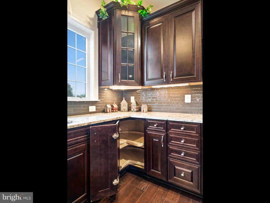 Level 5 Cabinets w/ molding & soft close doors - 41433 AUTUMN SUN DR, ALDIE