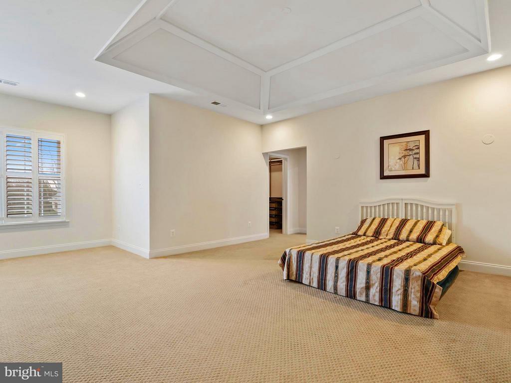Master Suite has additional Sitting Area - 41433 AUTUMN SUN DR, ALDIE