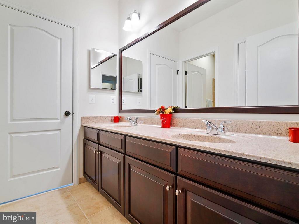Double Sinks and separate Water closet & Bathtub - 41433 AUTUMN SUN DR, ALDIE